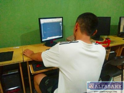 Kursus Rancang Bangun Kelas Rombel Alfabank Yogyakarta