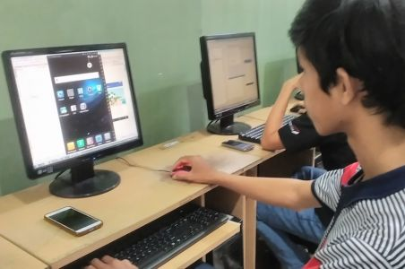 Program Professional Programmer 1 Tahun Alfabank