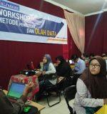 Workshop Olah Data SPSS, AMOS, SMART PLS
