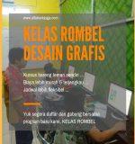 Kelas Rombel Desain Grafis Universitas Atmajaya Yogyakarta