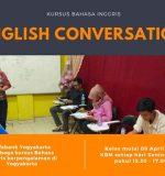 Kursus Bahasa Inggris English Conversation