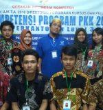 Uji Kompetensi CLCP LKP Santo Magelang – TUK Alfabank Yogyakarta