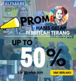 Promo April Habis Gelap Terbitlah Terang Alfabank Yogyakarta