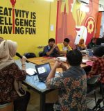 Workshop Digital Marketing LPK kerjasama dengan Diskopukmnakertrans