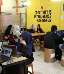 Kelas Profesi Digital Marketing | Alfabank Yogyakarta