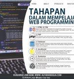 Tahapan-tahapan dalam Mempelajari Web Programming