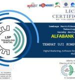 Sertifikasi Alfabank