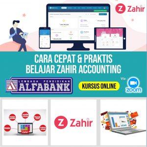 Kursus Online Komputer Akuntansi Zahir Accounting