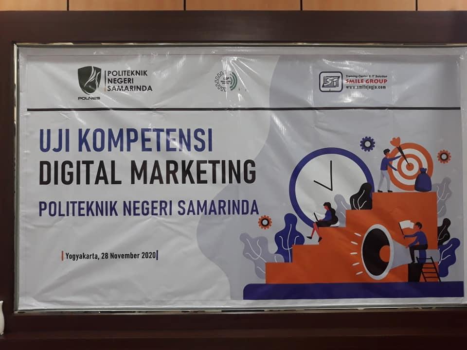 Uji Kompetensi Digital Marketing