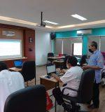 Pelatihan Aplikasi Komputer Perkantoran Staff Balai Diklat PUPR Wil. V Yogyakarta.
