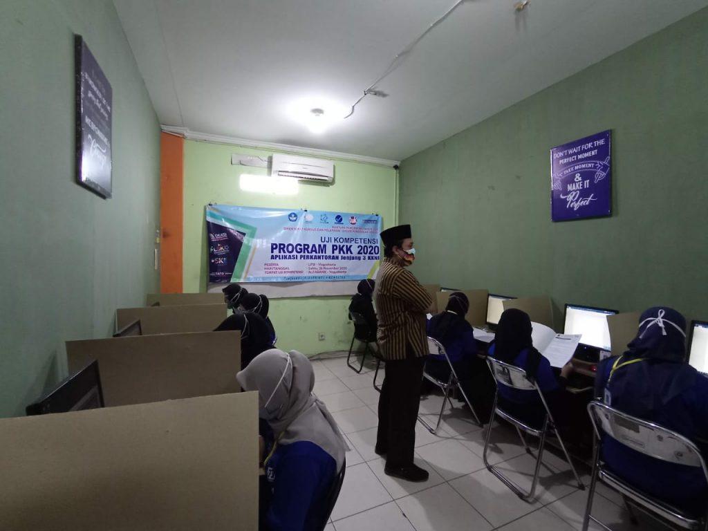TUK Alfabank Yogyakarta