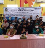 Pembukaan Pelatihan Social Media Marketing DINSOSNAKERTRANS